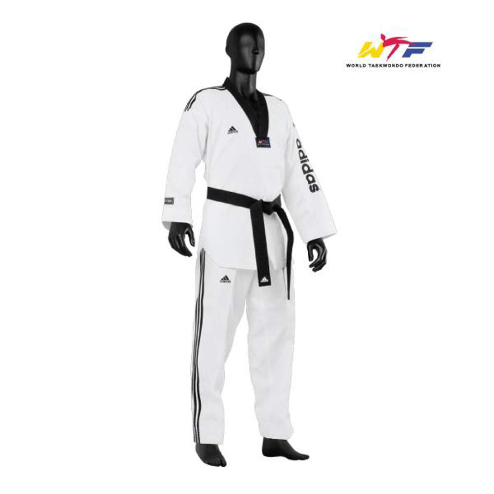 Picture of adidas® taekwondo dobok Supermaster