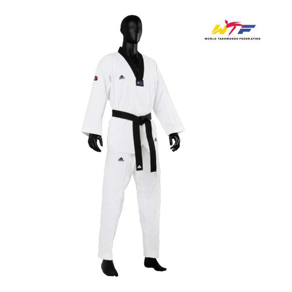 Picture of adidas® taekwondo dobok Adichamp