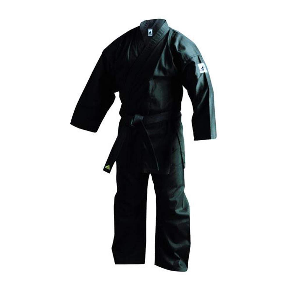 Picture of adidas black kimono