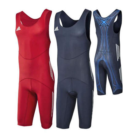 Picture of adidas® adipower wrestling singlet