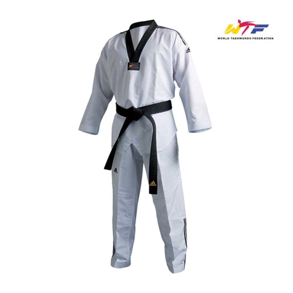 Picture of adidas ® taekwondo dobok Fighter 3///