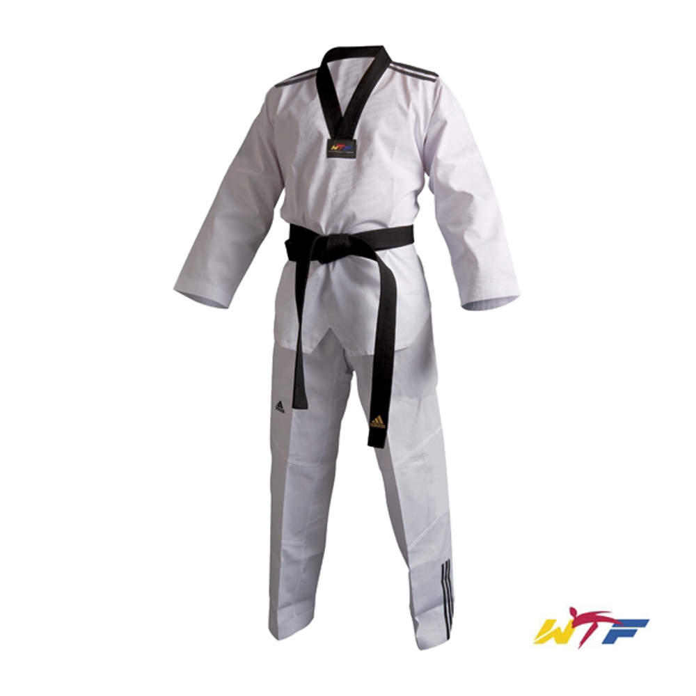 Picture of adidas Club 3/// taekwondo dobok