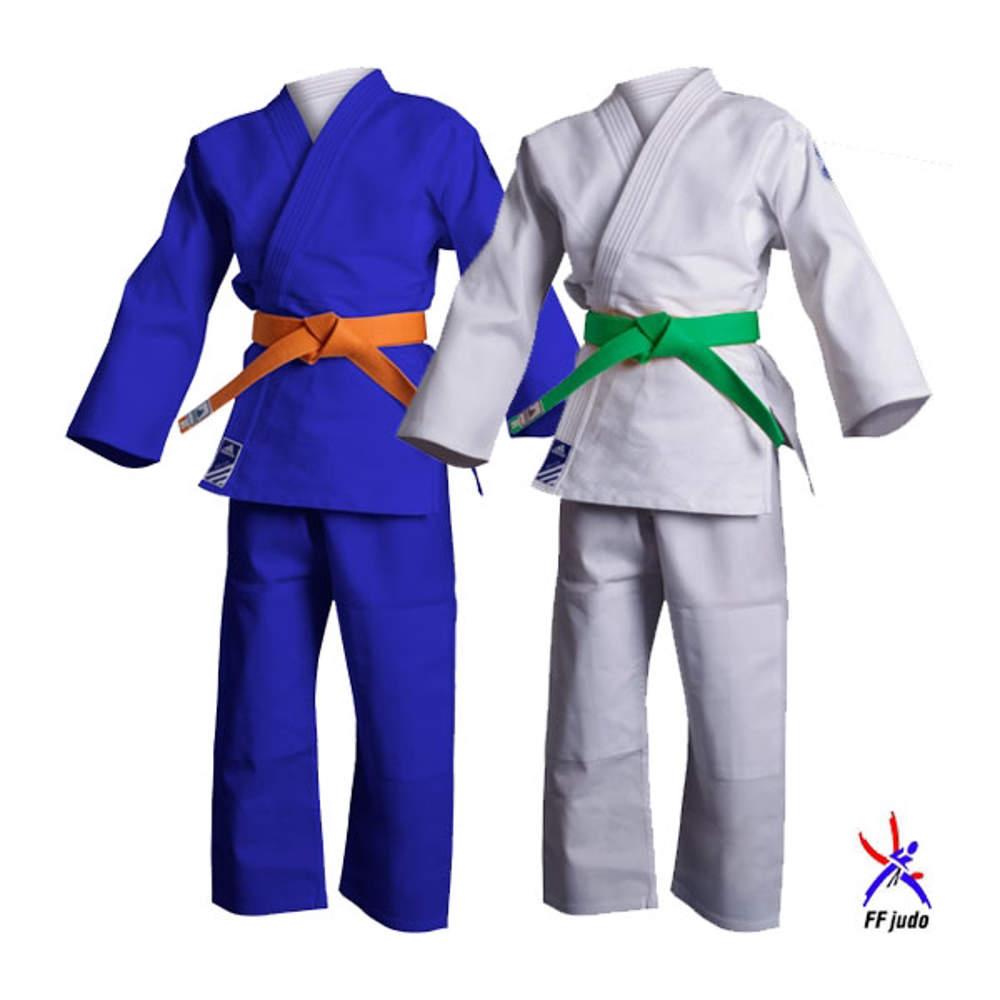 Picture of adidas judo kimono Club