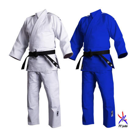 Picture of adidas Contest judo kimono of super high quality for competitions and training