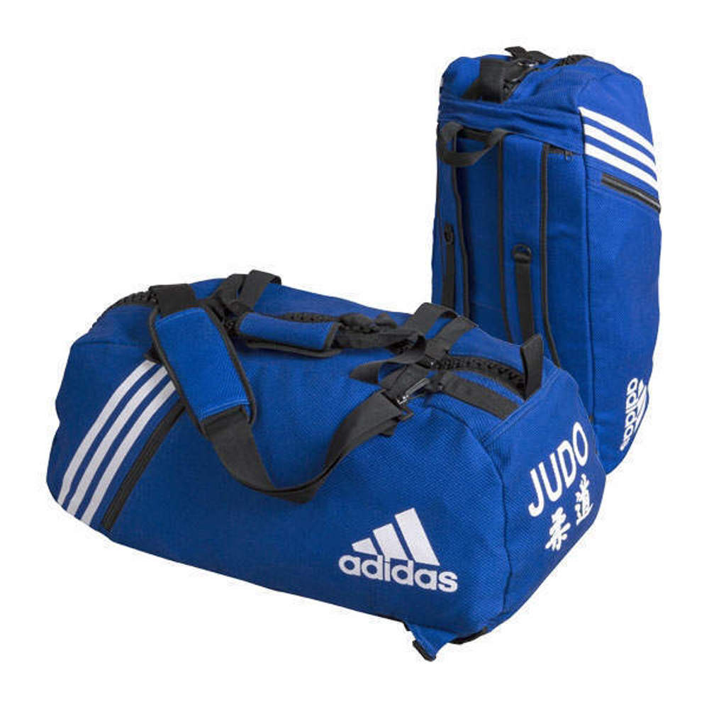 Picture of adidas® judo sports bag - backpack