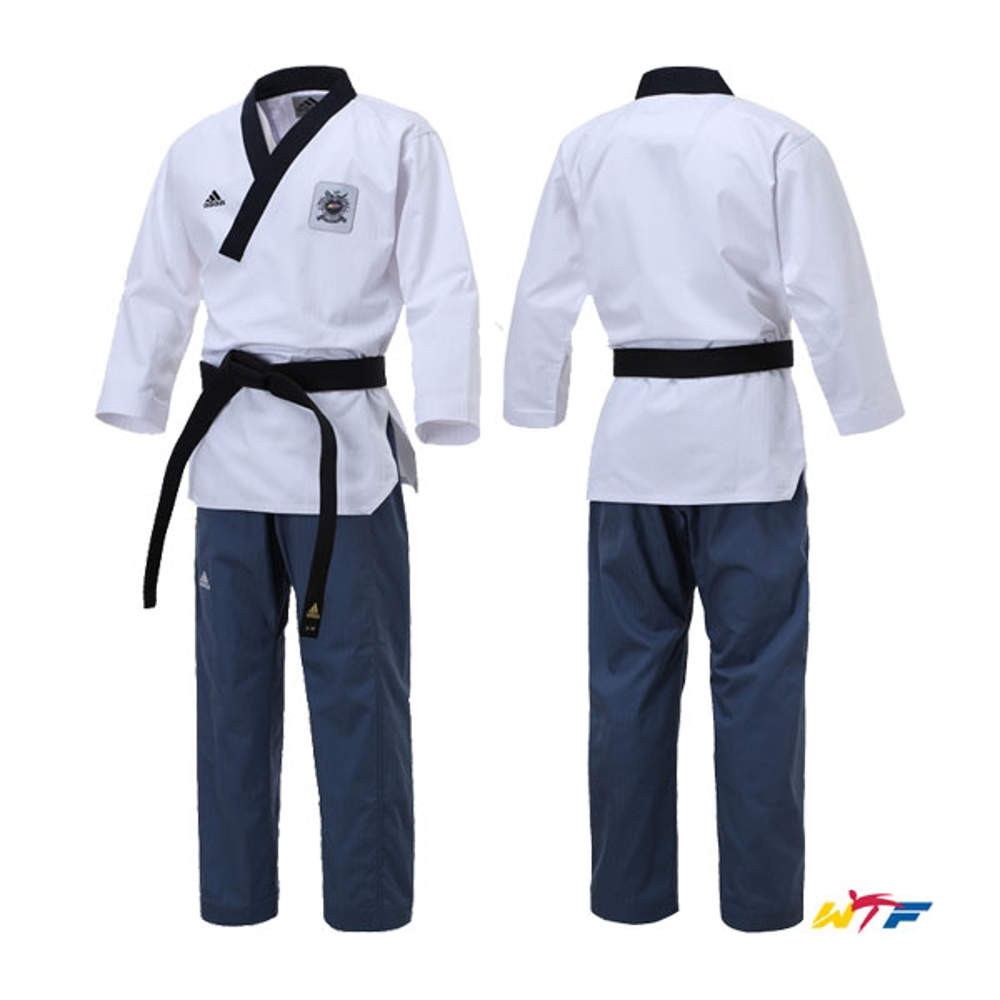 Picture of adidas WTF dobok for forms (Poomsae) for senior women