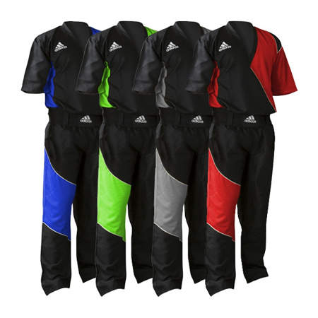 Picture of adidas kickboxing uniforma