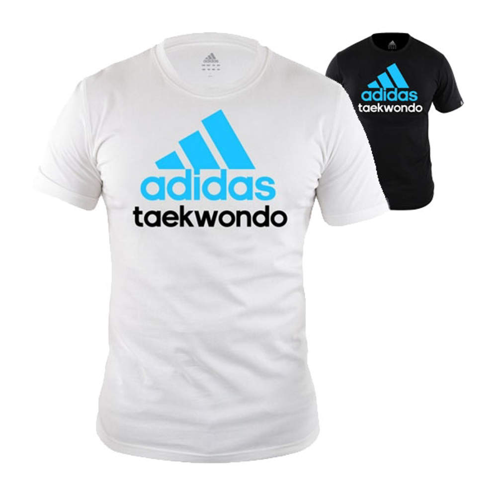 Picture of adidas taekwondo T-shirt
