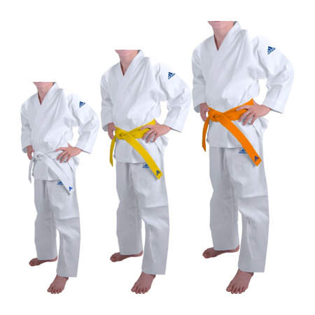 Picture of adidas karate kimono adiStart, for children and youth