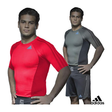 Picture of adidas MMA/BJJ exclusive Rashguard s kratkim rukavima