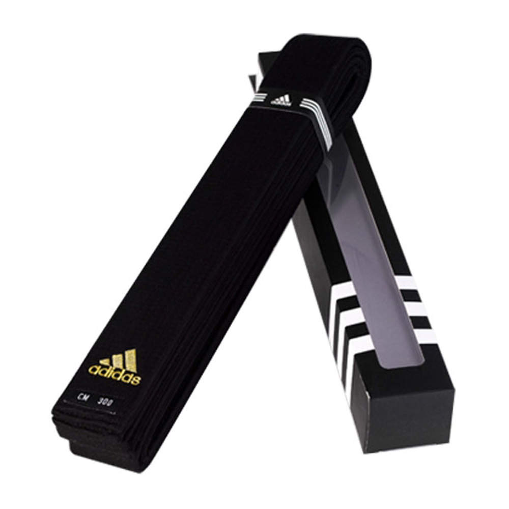 Picture of adidas Master Deluxe black belt