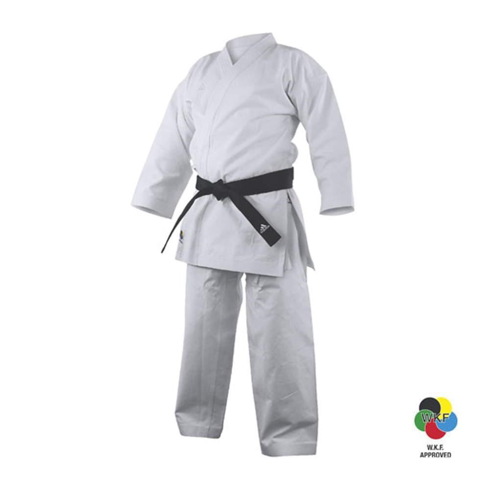 Picture of adidas WKF karate kata kimono Kigai
