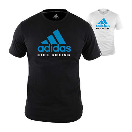 Picture of adidas kickboxing T-shirt