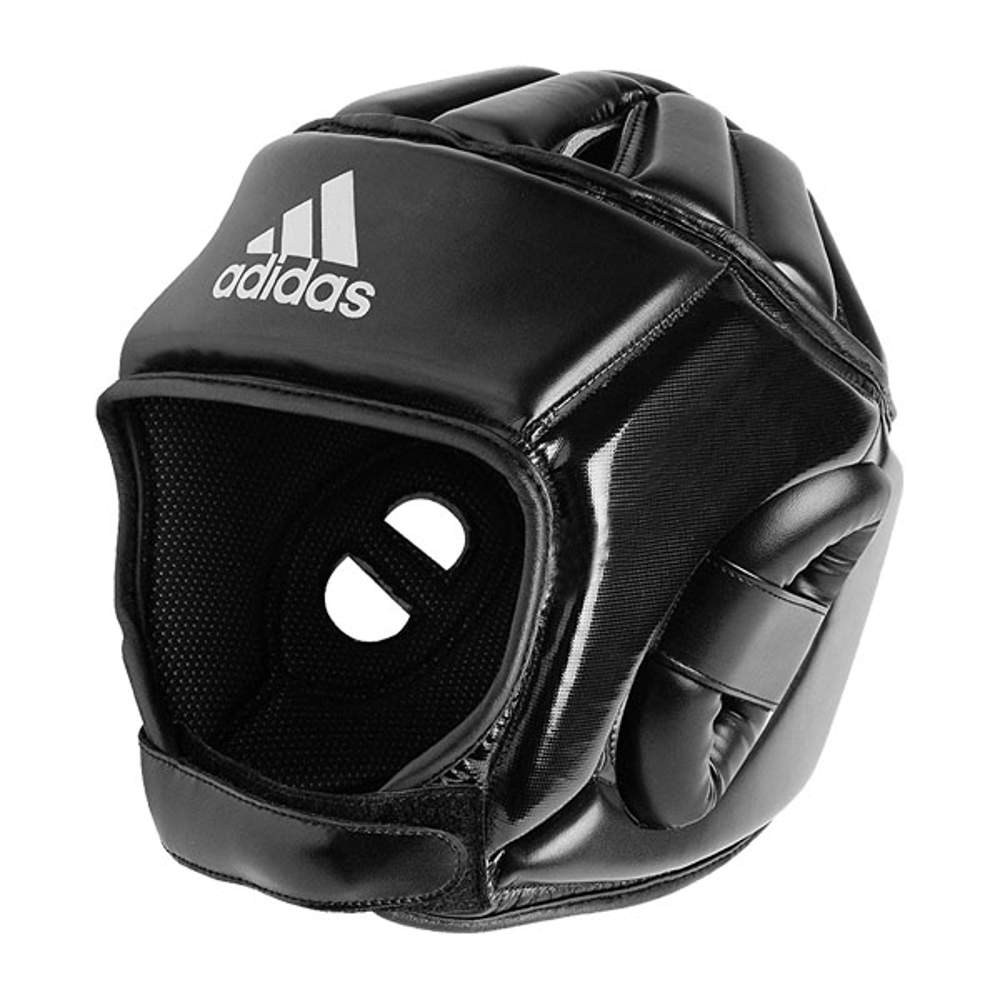 Picture of adidas headgear for freestyle fighting