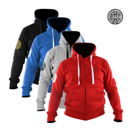 Picture of adidas WAKO jacket with a hood