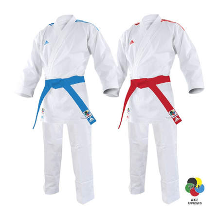 Picture of adidas adiLight Premier League 3/// WKF karate kimono