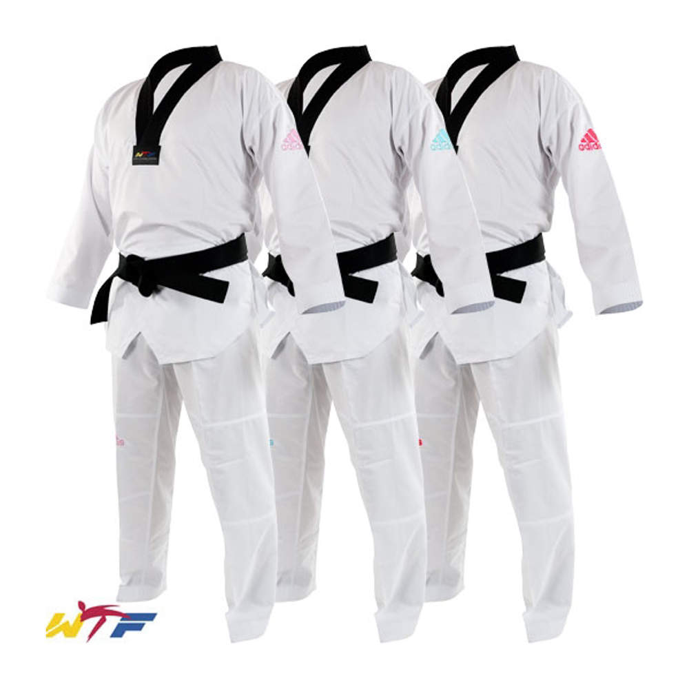 Picture of adidas Contest taekwondo dobok