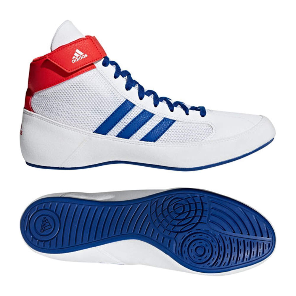 Picture of adidas HVC wrestling shoes