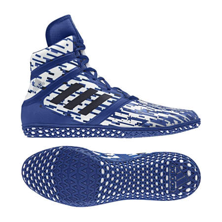 Picture of adidas Flying Impact wrestling shoes