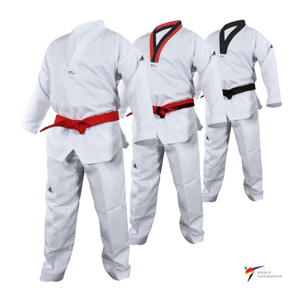 Picture of adidas WT taekwondo dobok adistart II
