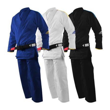 Picture of adidas kimono for Brazilian jiu-jitsu Response
