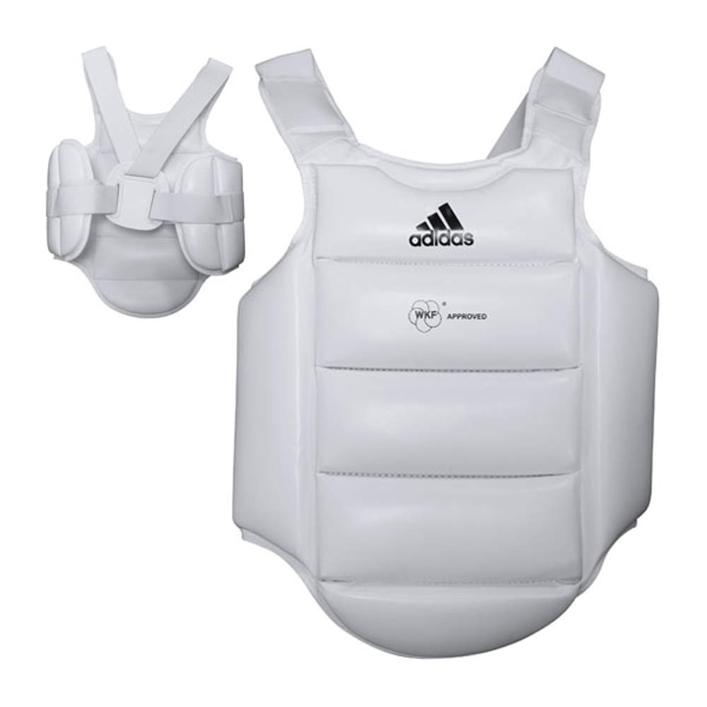 Picture of adidas WKF external karate body protector