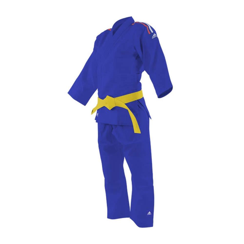Picture of adidas judo kimono Blue CJ250