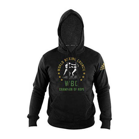 Picture of adidas WBC boxing hoodie