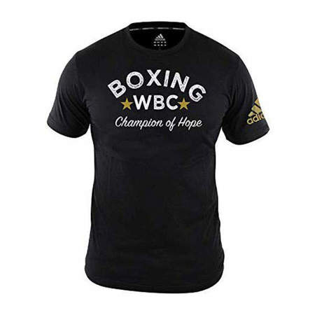 Picture of adidas WBC boxing T-shirt
