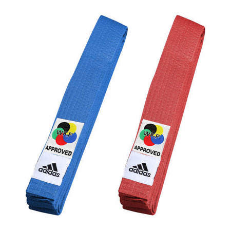 Picture of adidas WKF karate belt Club