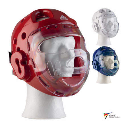 Picture of adidas® headgear with face protection