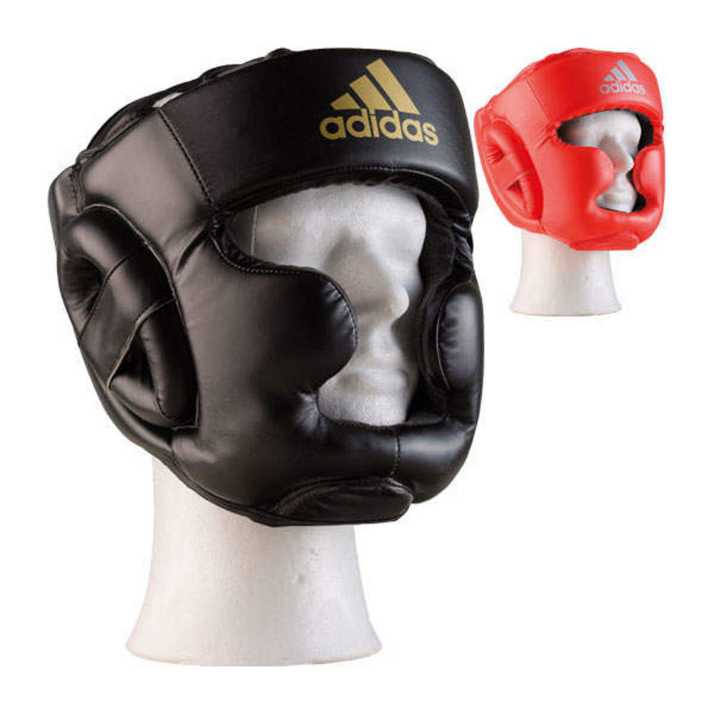 Picture of adidas sparring headguard