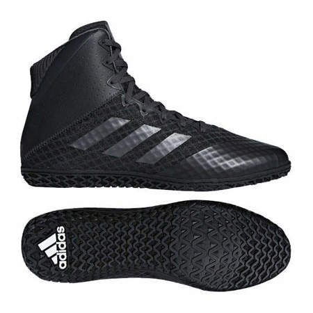 Picture of adidas Mat Wizard IV wrestling shoes