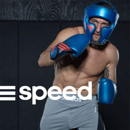 Picture of ADISPEED adidas boxing
