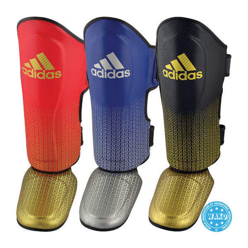 Picture of adidas WAKO kickboxing štitnici za noge 300